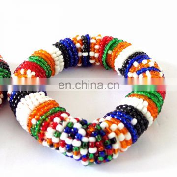 Kuchi bangles-Belly dance bangles-Party wear bracelets-Indian Ethnic pearl beaded bangles/Bracelet-Gujarati kutch bangles