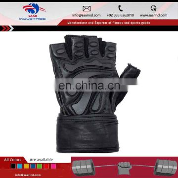 Hot Men Sports Gym Glove for Fitness Training Exercise Body Building