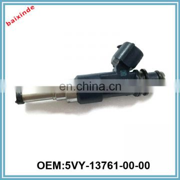 Auto spare parts car fuel injector for YAMAHA OEM 5VY-13761-00-00 5VY137610000