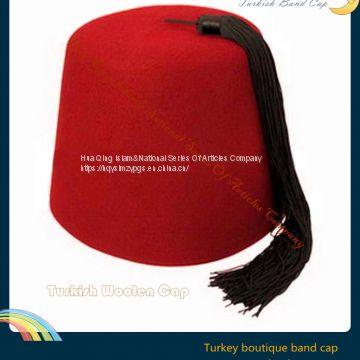 a5499c82e Fez wool cap / Turkish Cap / Fez cap / Muslim wool cap of Muslim ...