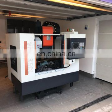 Metal mold cnc machine center/ mini cnc steel engraving machine for sale