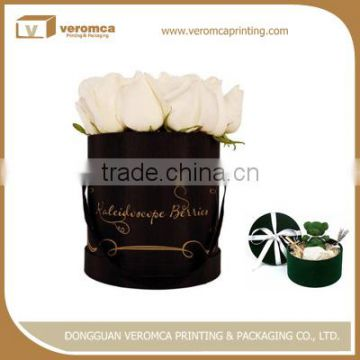 Custom packaging cut flowers