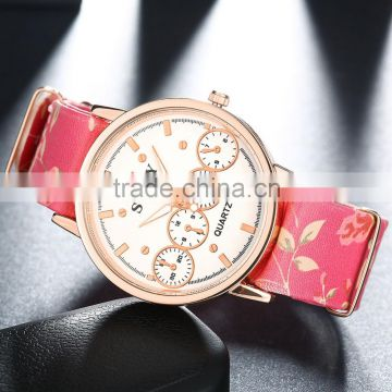 Import china goods watches fashion women watch