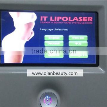 lipo laser slim beauty machine / lipo laser 650nm mitsubishi diode laser / lipo laser fat removal