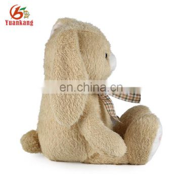 Wholesale lovely plush rabbit stuffed toys