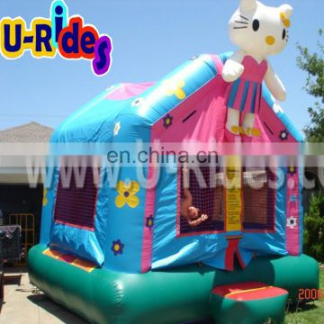 princess inflatable bouncer castle