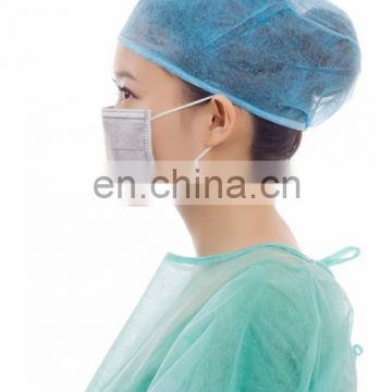4 ply disposable active carbon face mask
