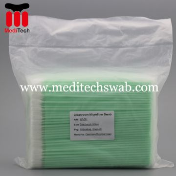 MICROFIBER SWABS WITH LONG HANDLE MS761