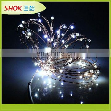 Hot Selling Festival Celebration christmas fiber optic led string light