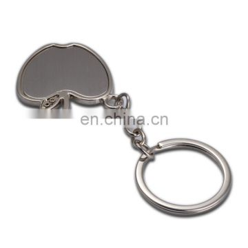 New arrival Novelty Souvenir Metal Apple Key Chain Creative Gifts Apple Keychain