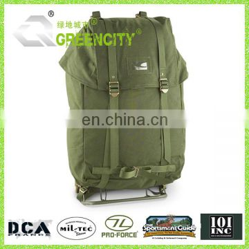 New Swedish Military 35L Backpack with Frame