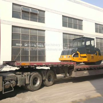 low price 10ton static double drum road roller 2YJ8/10 for sale