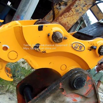 TAKEUCHI Excavator Manual Quick Coupler