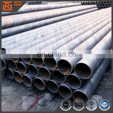 api spirally welded pipe spiral helix pipe pipe for agriculture