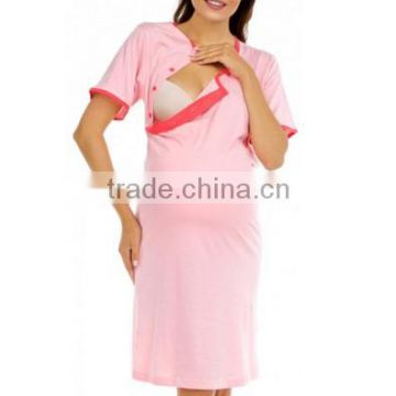 factory direct Nursing Nightdress Robe Hospital gown