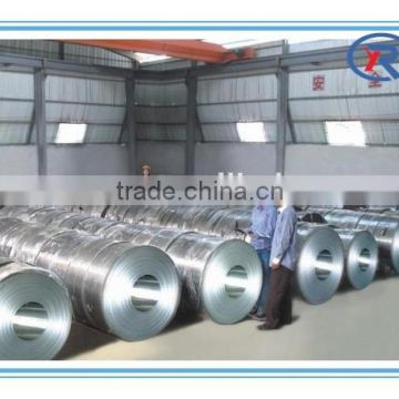 Zinc coating 40-160g/m2 top quality Hot rolled steel coil