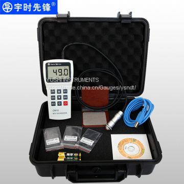 Coating Thickness Gauge Magnetic and Non-magnetic combined together