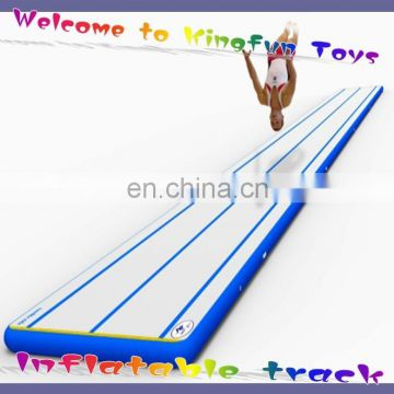 Inflatable Gym Air Track /DWF Material Gymnastic Mat