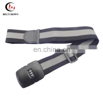 Travel Bag Accessories of Nylon Luggage Straps Suitcase bag Belts
