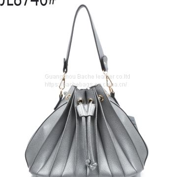 New Arrival and Hot Sell Customized PU Leather  Handbag JL8746#