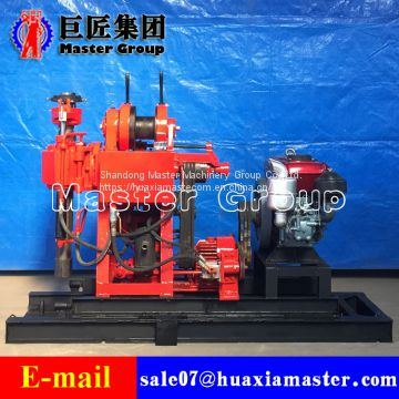 XY-1 Water Well Drilling Rig  rock core geological and physical survey drilling