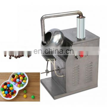 small pvd nuts popcorn coating machine small peanut burger coating machine