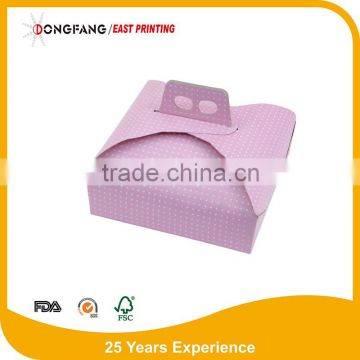 Custom LOGO pintingpaper mooncake paper package box design Chinese Manufacturer of paper cake box