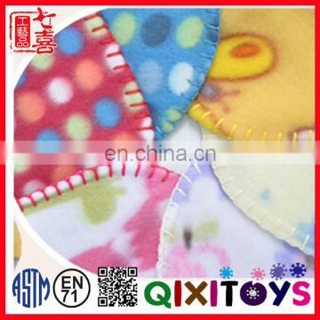 Anti-pillinng Polar Fleece Customized Cheap Blanket