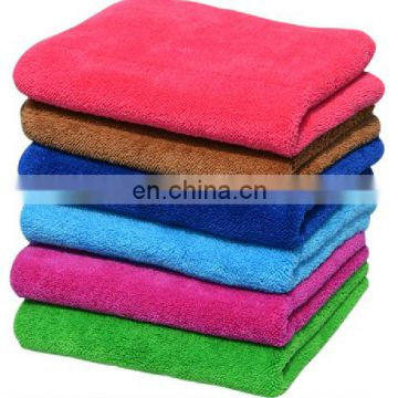 High quality polyester microfiber printed kitchen towel