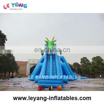 30M Gragon giant inflatable water slide for adult large water slide long water slide