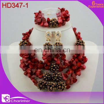 charinter beads jewelry sets HD351-2
