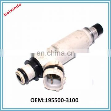 195500-3100 Fuel injector for Daihatsu Terios 1.3 16v