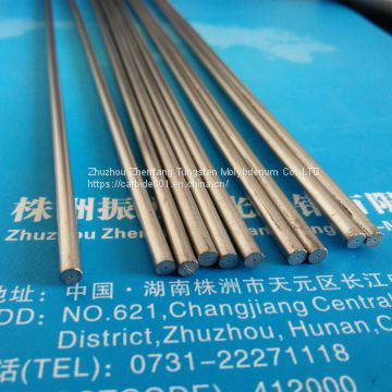 tungsten carbide hollow rod with small coolant hole , carbide pipe carbide tube