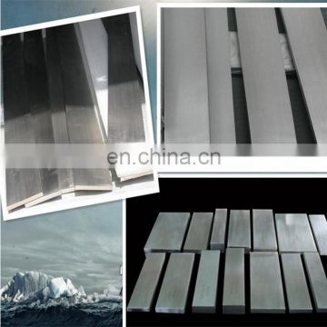Professional manufacturer supply prime 321 stainless steel flat bar