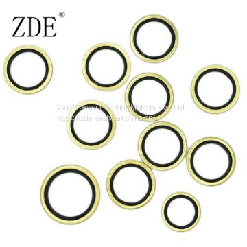 High Pressure Bonded Seal Washer O Ring Manufacturer