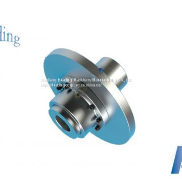 PGCLZ Type Drum Gear Coupling With Brake Disc,Drum Gear Coupling