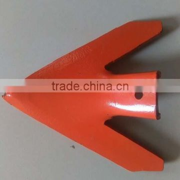 High Quality shovel for cultivitor/tiller, plow, plough share, Farming Tools, Agricultural Implements