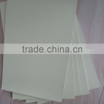 China biggest and professional manufacturer hot melt PVC glue sheet for photobook album sheet