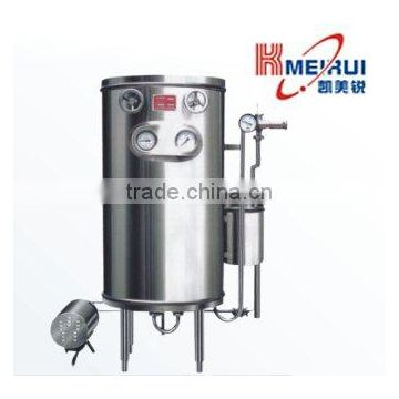 High Temperature Sterilizer / Coil pipe type UHT sterilizer