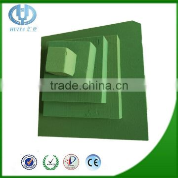 Hebei huiya Decoration Wet Floral foam China Wholesale, floral foam manufacturer