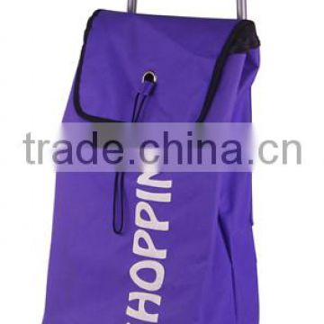 Foldable Promotional Shopping Trolley