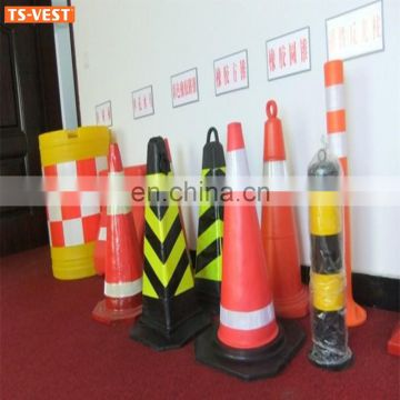 Traffic Equipments Products In New Traffic LED Flashing Stacking Formwork Cones