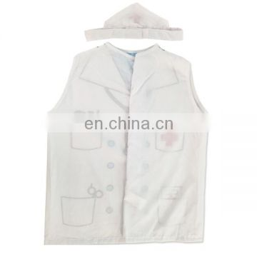 Hot selling children wholesale doctor girls party cosplay