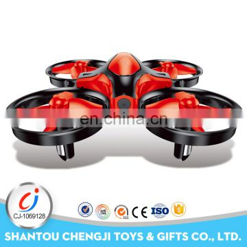 Creative four axis aircraft multifunctional colorful mini drone pocket