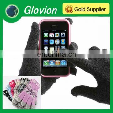 Best seller Smart Touch Gloves For Iphone/ipad smart touch gloves touchscreen winter gloves