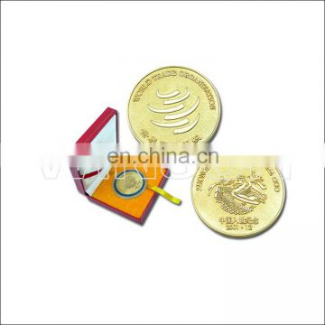 souvenir occasion gold-plated coin maker