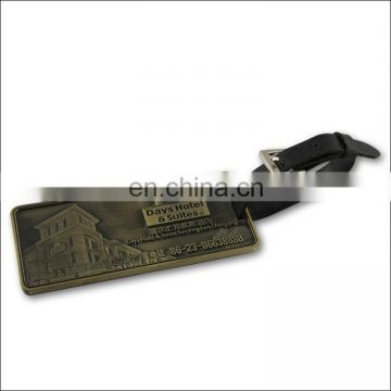 2013 new products metal luggage tag wholesaler