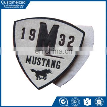 High quality Factory Customized custom logo printed label and tags for jeans