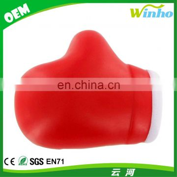 Winho Promotinal Huge Boxing Glove Anti Stess Balls