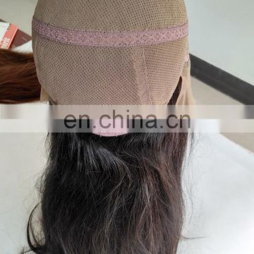New Arrival high quality Silk Top Virgin Indian Remy Full Lace Wigs